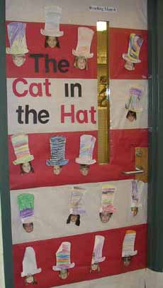 Onekama Is Celebrating Dr Seuss During Reading Month