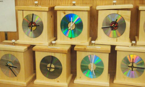 wood projects middle school
